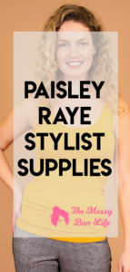 paisley raye supplies