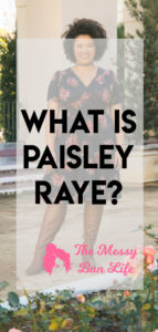 what is paisley raye