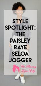 the paisley raye seloa jogger