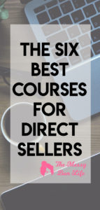 the six best courses for direct sellers
