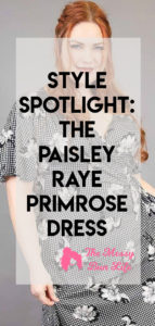 Style Spotlight: The Paisley Raye Primrose Dress