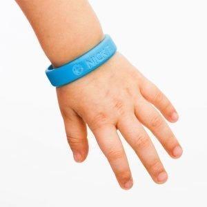 Mabel's labels silicone bracelet