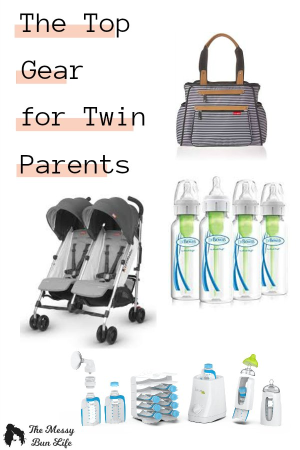 The Top Gear for Twin Parents