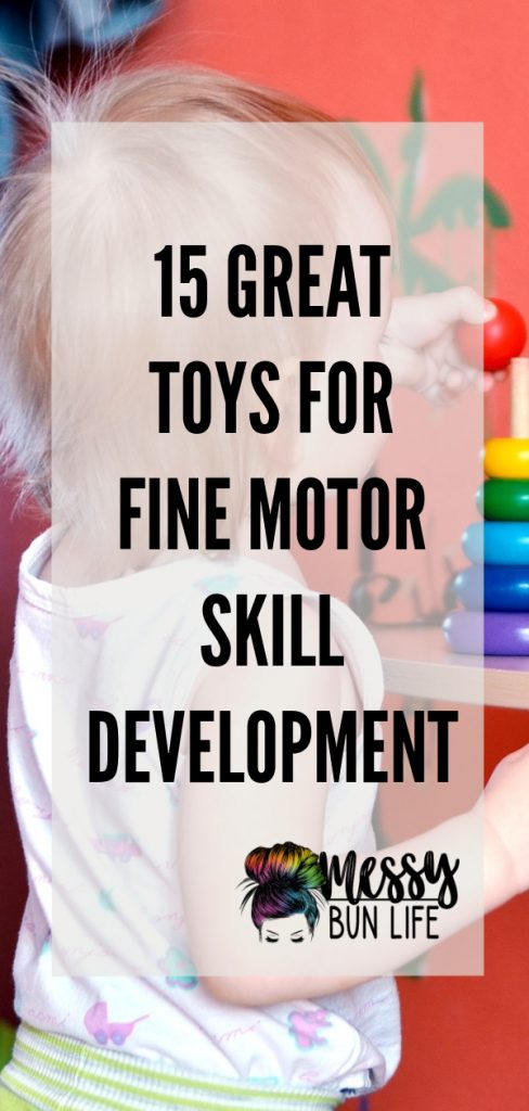 15 Great Toys for Fine Motor Skill Developmental