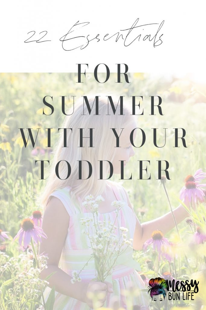 22 summer toddler essentials